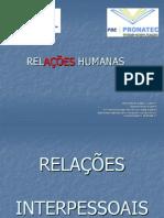 RELAÇÕES HUMANAS AULAS 9 E 10 - Cópia