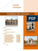 Poderes Del Estado - Monografia