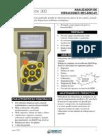 Vibracheck-200-Analizador de Vibraciones Mecanicas