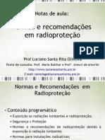 Notas Aula Normas Recomendacoes 2011