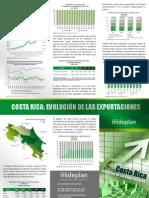 Brochure Exportaciones COSTA RICA