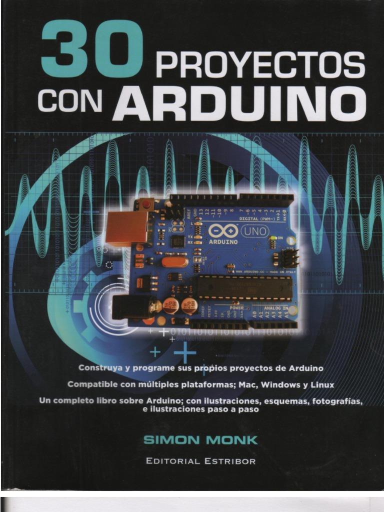 Proyectos con arduino pdf