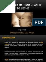 Exposición de Lactancia Materna