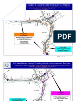 Detours from closed Exit 50 to I-91 N, I-95 S