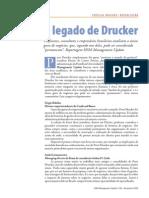 HSM Management - O Legado de Drucker