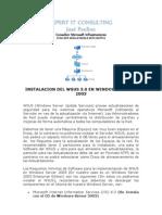 INSTALACION DEL WSUS 3 0. CONFIGURACION DE CLIENTES WSUS POR GPO Y POR REGISTRO.docx