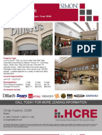 Valle Vista Mall - Brochure