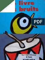 Le Livre Des Bruits (Practice Sounds)