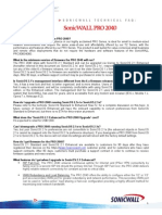 Sonicwall Pro 2040 Faq