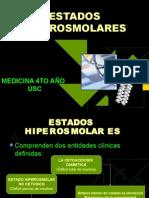 Estados Hiperosmolares