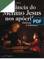 Infância do menino Jesus nos apócrifos