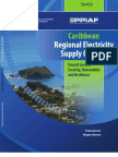 Caribbean Regional Electricity Supply Options Toward Greater Security, Renewables and Resilience.