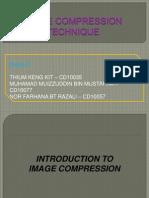 Image Compression Technique