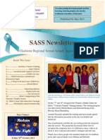 sass newsletter may2013