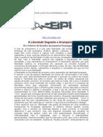 A Liberdade Segundo o Anarquismo - Coletivo de Estudos Anarquistas Domingos Passos - BPI.rtf