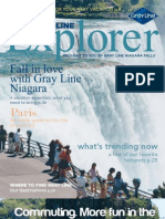 Gray Line Explorer Magazine