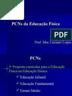 PCN da educação física