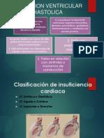 Disfuncion Ventricular Diastolica