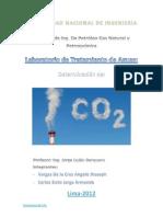 Determinacion de CO2