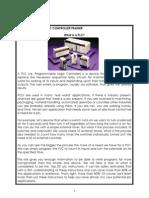 Plc Student Workbook
