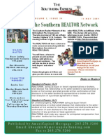 14 May 2009 - Weekly Newsletter