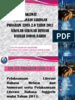 Pelaksanaan Program LINUS 2.0