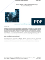 BBDD DatawareHousing y Business Intelligence