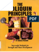 Poliquin Principles