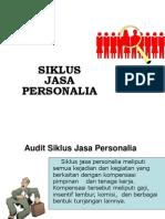 Audit Siklus Jasa Personel