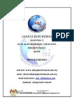 Contoh Comp Profile