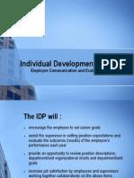 IDP Presentation Powerpoint