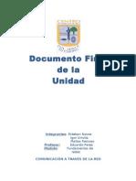 Documento Final de La Unidad