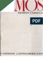 Ernesto Cardenal, Salmos