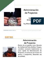Administracion de Proyectos Ver 2