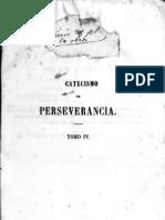 Abate J Gaume - Catecismo de Perseverancia Tomo 4-8