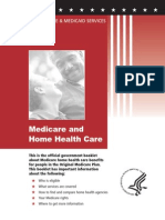 Medicare and Home Healthcare