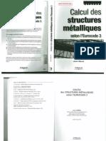 Calcul Des Structures Metalliques Selon l'Ec3, Jean Morel