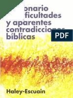 Haley-Escuain_-_Diccionario_Contradicciones_Bíblicas