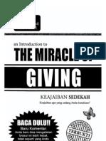 Keajaiban-Sedekah