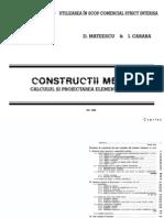 Constructii Metalice 1