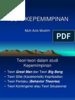 TEORI+KEPEMIMPINAN.ppt