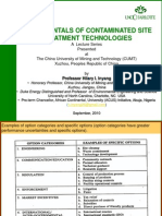 Environ. RiENVIRON. RISK ASSESSMENT OF CONTAMINATED SITES.ppt