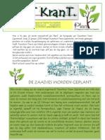 Plant Nieuwsbrief