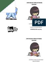 Bibactiviteiten naar de  Izegemse Scholen 2013-2014