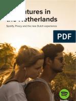 Adventures in the Netherlands - Final