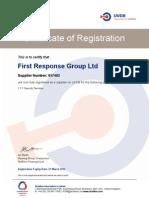 UVDB Certificate (1)