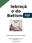 BAPTISMO DO JOÃO RAFAEL