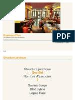 Business Plan Restaurant
