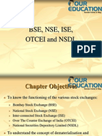 bse,nse,ise,otcei,nsdl