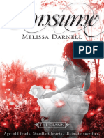 Consume by Melissa Darnell - Chapter Sampler